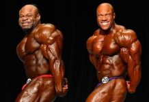 Kai greene phil heath compete