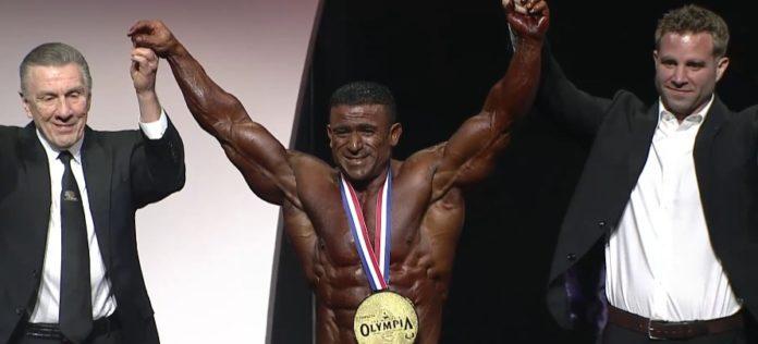 Kamal Elgargni olympia 212