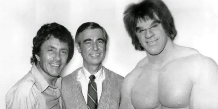 WATCH: Mr. Rogers meets The Incredible Hulk
