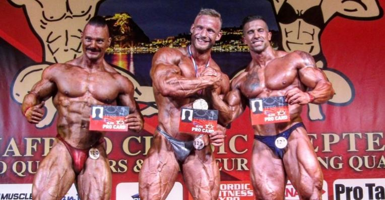RESULTS & PHOTOS: 2019 IFBB Nafplio Classic