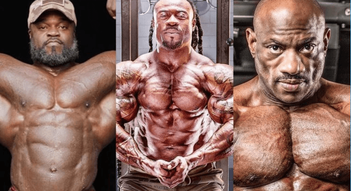 Chad Nicholls' Olympia predictions on Brandon Curry, William Bonac and Dexter Jackson