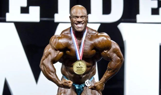 Phil Heath confirms he is not competing at the 2019 Mr. Olympia