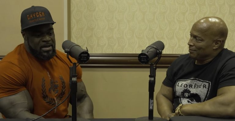 WATCH: Shawn Ray interviews Brandon Curry, William Bonac and more