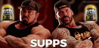 SUPPS: The Movie ardenti