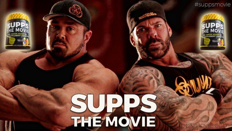 SUPPS: The Movie – First Feature Documentary on Sports Supplements