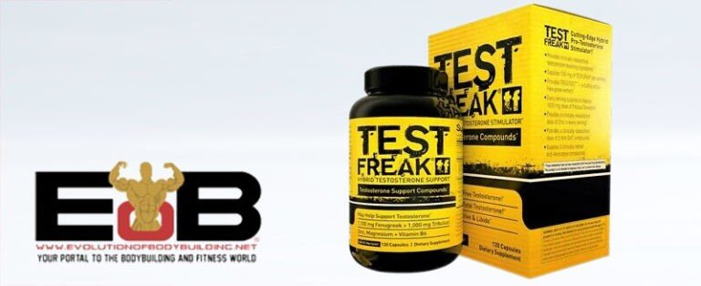 PRODUCT REVIEW: PharmaFreak Test Freak