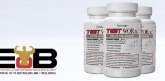 TestWORx Testosterone Booster