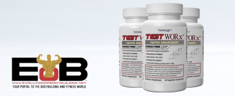 PRODUCT REVIEW: TestWORx Testosterone Booster