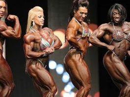 Women's Bodybuilding returns olympia