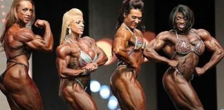 Women's Bodybuilding returns olympia