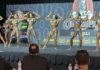 Women's Physique Callout olympia