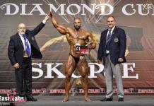 2019 IFBB Diamond Cup Skopje