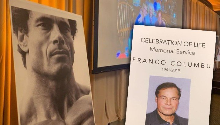 Celebration of Life Memorial Service for Franco Columbu