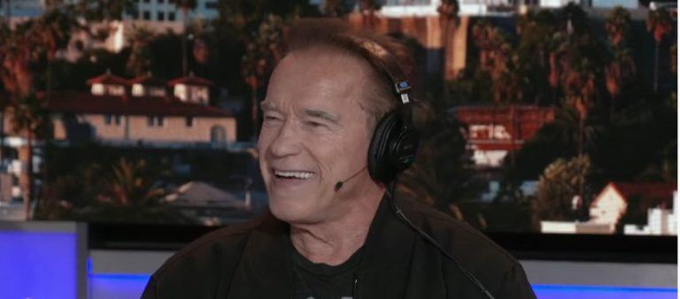 "WATCH: Arnold Schwarzenegger Isn't Afraid of Death, He's ""Pissed Off"" By It"