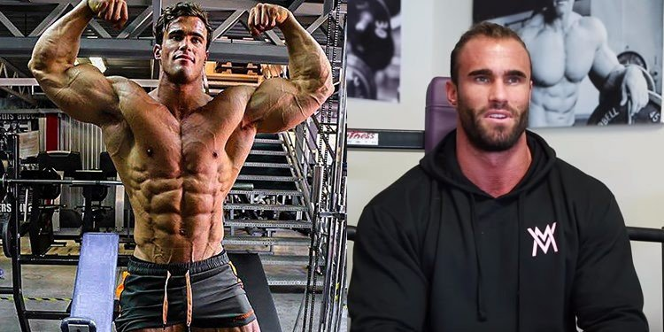 WATCH:  Calum Von Moger talks about his experience with steroids