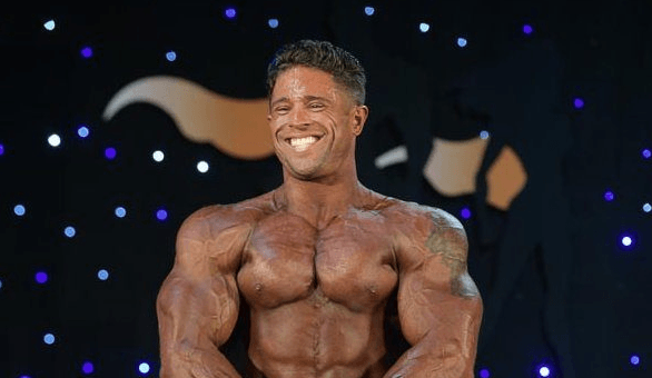 USA Bodybuilding Champion Daniel Alexander passes away