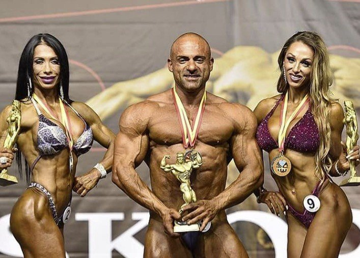 RESULTS & PHOTOS: 2019 IFBB Elite Pro Show – Skopje