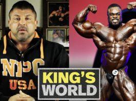 olympia king kamali bodybuilding