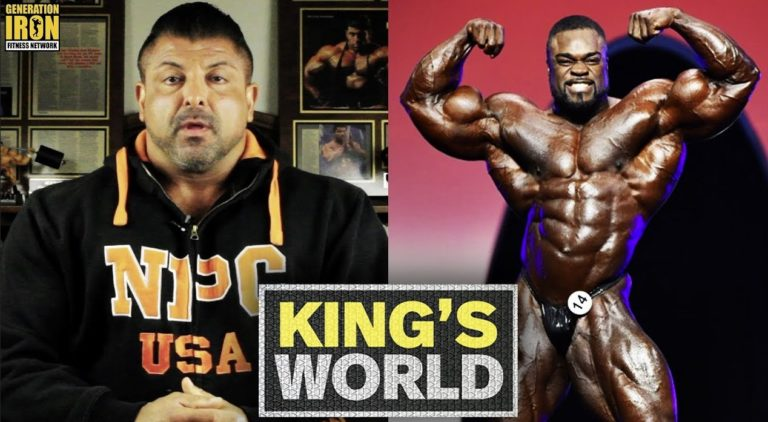 WATCH: King Kamali's honest review of the 2019 Mr. Olympia