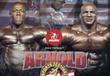 Arnold Classic Shawn Rhoden Big Ramy
