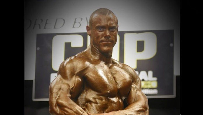bodybuilder dies tragic circumstances