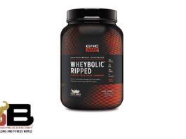 WheyBolic Ripped review