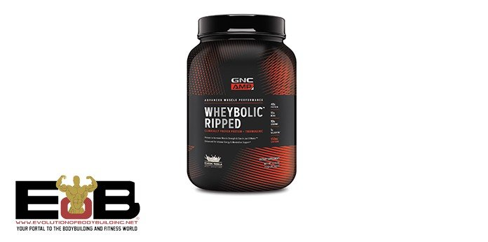 PRODUCT REVIEW: WheyBolic Ripped