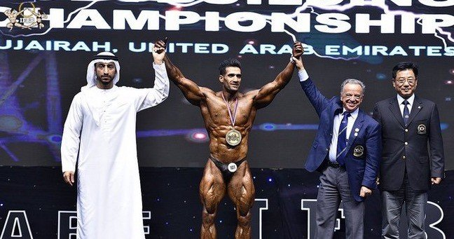 PHOTOS: 2019 IFBB Amateur World Championships – Classic Bodybuilding
