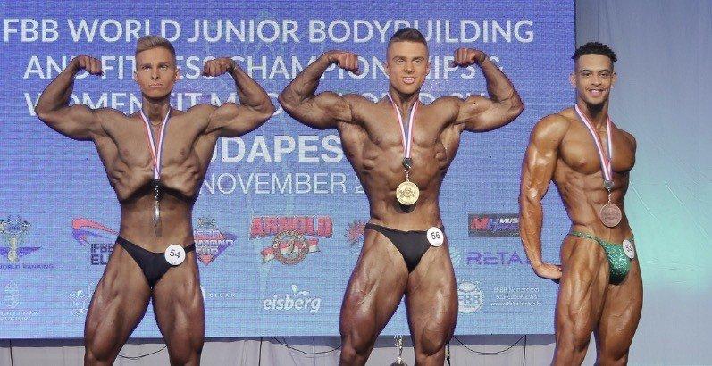 ifbb world junior championships