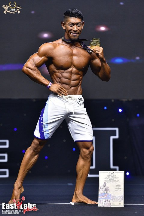 mens physique world championships ifbb