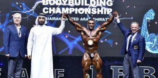 2020 IFBB World Championships