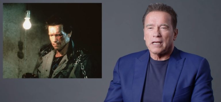 WATCH: Arnold Schwarzenegger Breaks Down His Most Iconic Characters