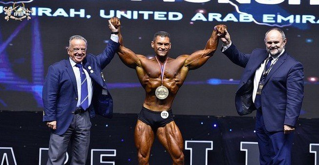 PHOTOS: 2019 IFBB Amateur World Championships – Classic Physique