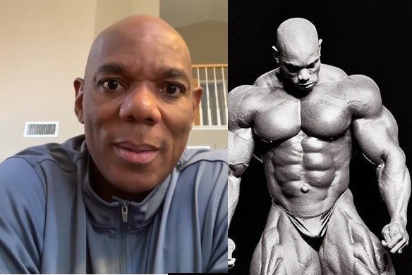 Flex Wheeler gives another update