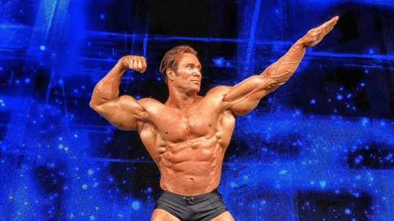 mike ohearn falling stage