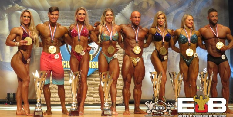 2020 IFBB Elite Pro Competition Schedule