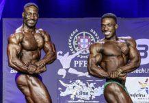 2019 IFBB Mediterranean Championships