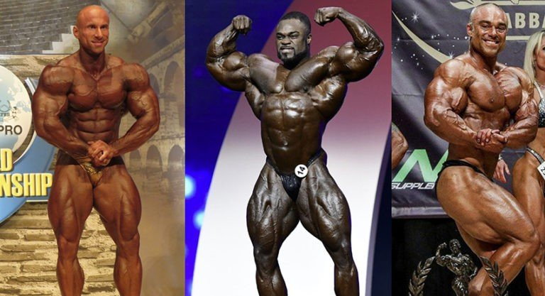 2019 REVIEW: A year of success and drama in the bodybuilding world