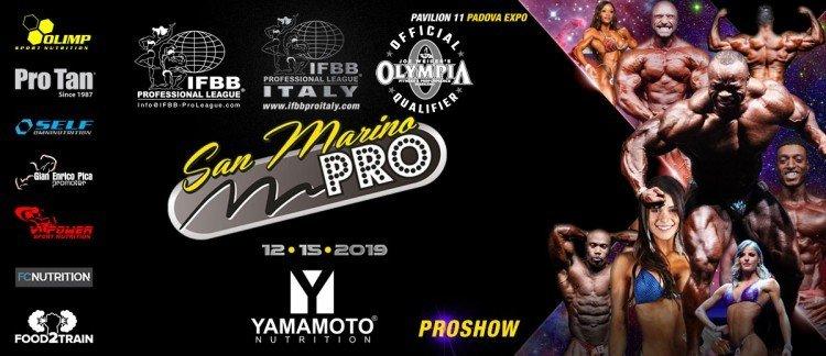 2019 San Marino Pro