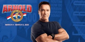 arnold sports festival 2020