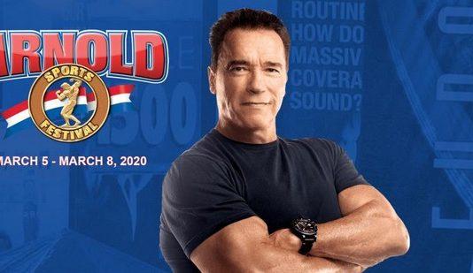 arnold sports festival 2020