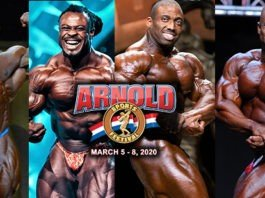 2020 Arnold Classic USA
