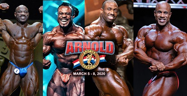 2020 Arnold Classic USA: Four former winners to battle for the top prize