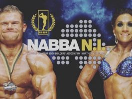 Nabba Irish Muscle expo