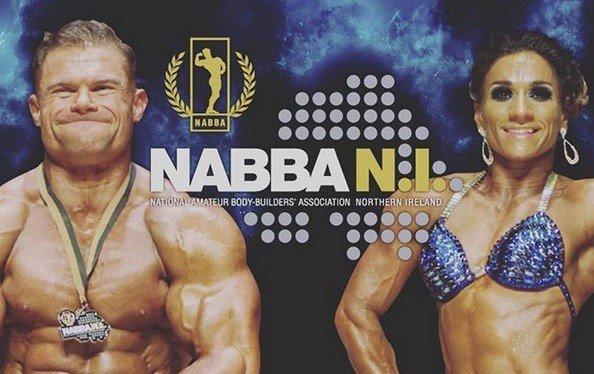 Nabba Irish Muscle expo
