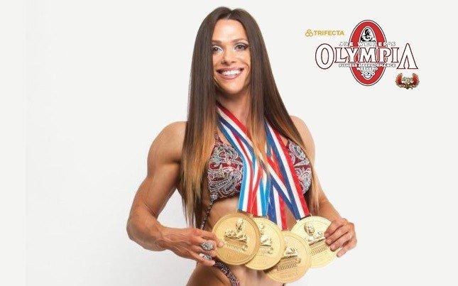 Olympia Fitness champion Oksana Grishina to compete at 2020 Olympia