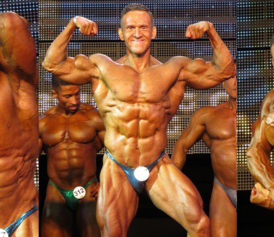 Ott Kiivikas IFBB's successful athletes