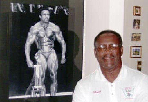 Paul love bodybuilding