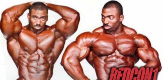 Cedric McMillan Redcon1 athlete