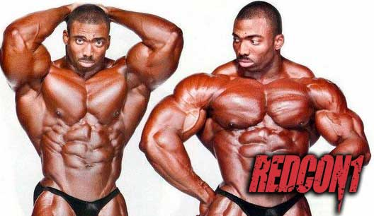INDUSTRY NEWS: Cedric McMillan is a Redcon1 athlete